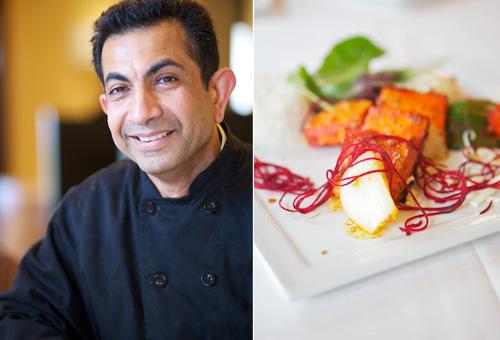 Raaga Indian Restaurant Santa Fe Gabriella Marks photography