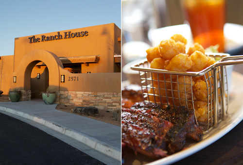 The Ranch House Santa Fe by Gabriella Marks